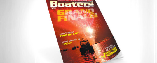 Boater's Digest Cover