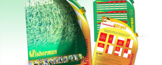 The Fisherman – media kit folder