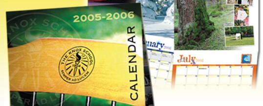 The Knox School – calendar