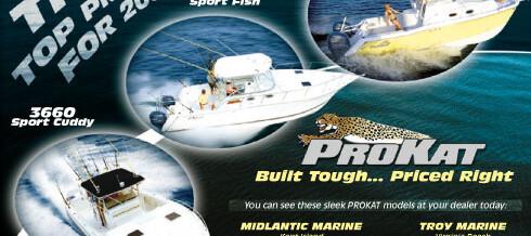 ProKat Boats