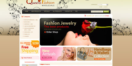 Queens Fashion Wholesale