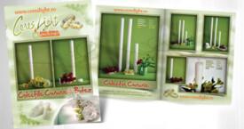 Ceres Light – half-fold brochure