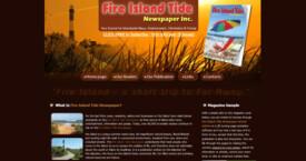 Fire Island Tide Newspaper